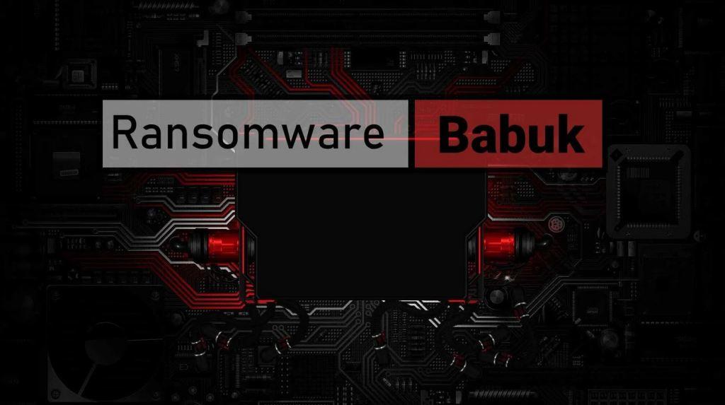 ransomware Babuk