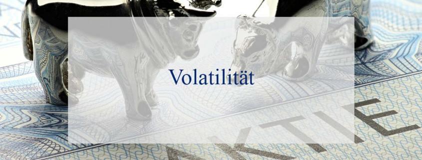 volatilität-grundwissen
