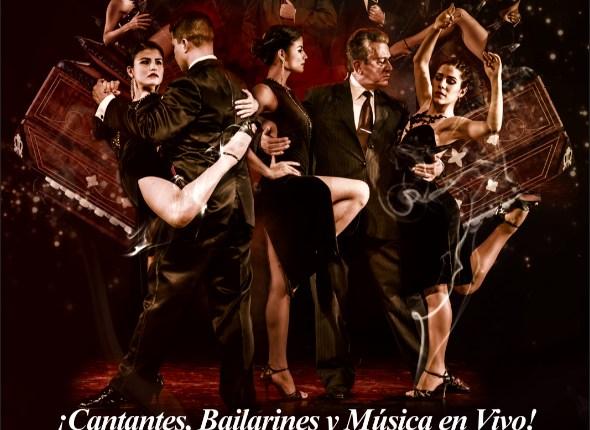 """Festival """"Tango Revolución"""" en el teatro CORFESCU"""