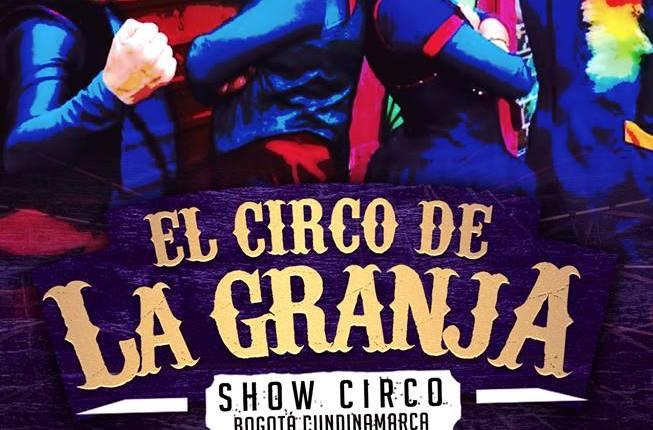 Show de circo en el Teatro Corfescu