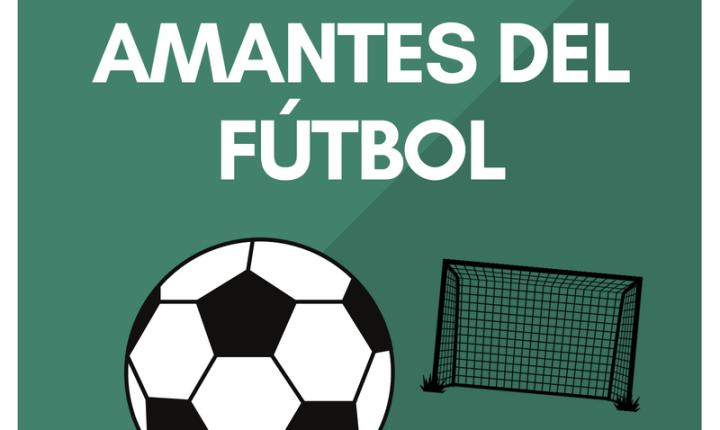 Amantes del fútbol: nueva temporada