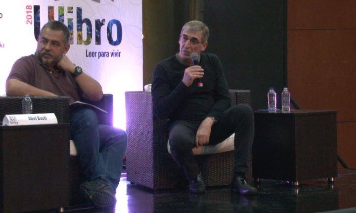 Encuentro con autor: Abel Basti