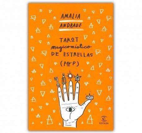 Reseña de libro: Tarotmagicomístico de estrellas (pop)