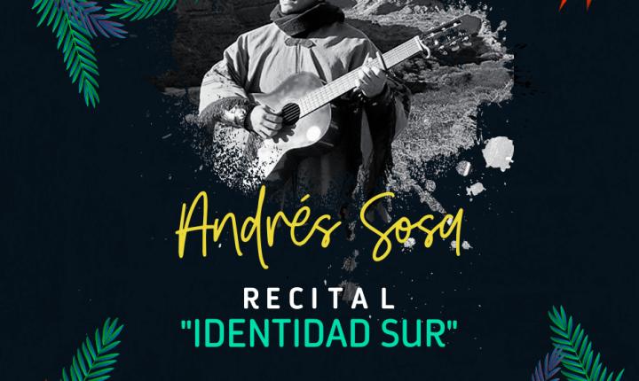 "Recital ""Identidad Sur"""