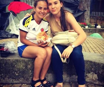 Inmigrantes: Celia Padilla