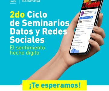 Nuevo Ciclo de Seminarios Redes y Datos Sociales