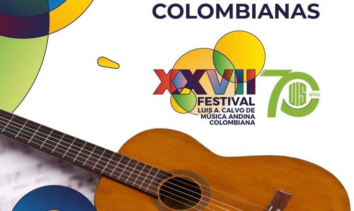 XXVll Festival Música Andina Colombiana
