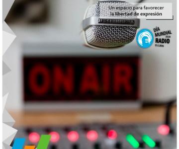 Día mundial de la radio: Andrea Osorio