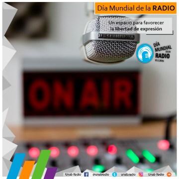 Día Mundial de La Radio: Víctor Jiménez