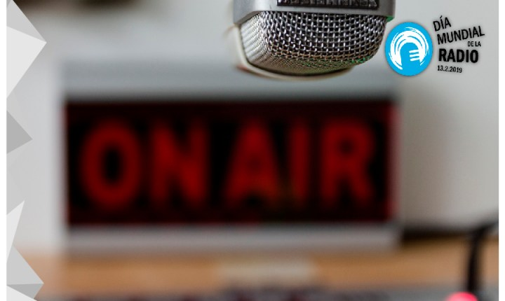 Día mundial de la radio: Yarimar Madueño