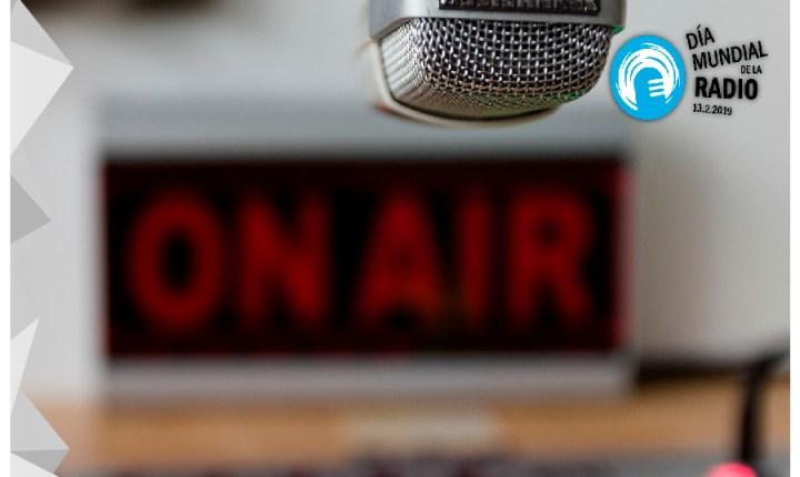 Día mundial de la radio: Erika Fajardo