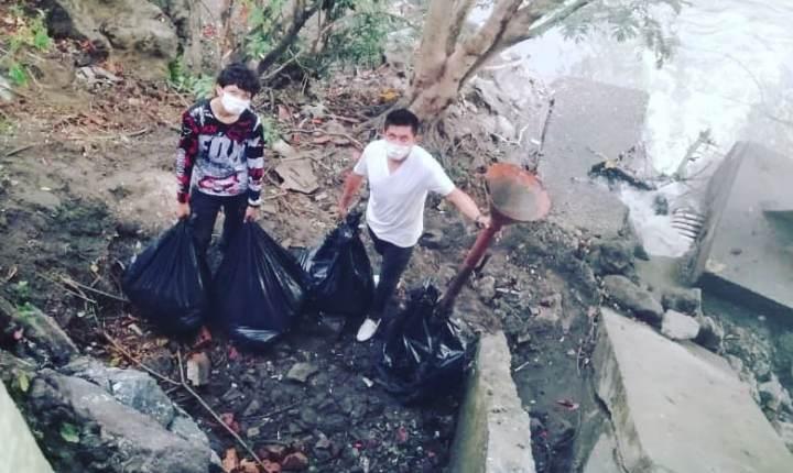 Reto de la basura