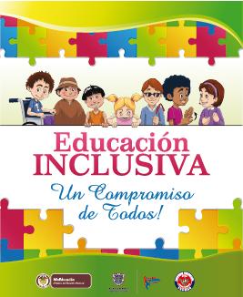 Educación con enfoque de inclusión