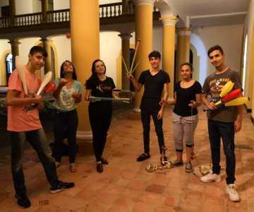 El apoyo estatal fortalece el teatro bumangués