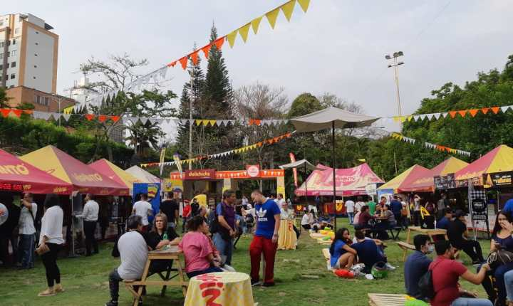 El Festival de la Empanada ofrece su segunda edición en Bucaramanga