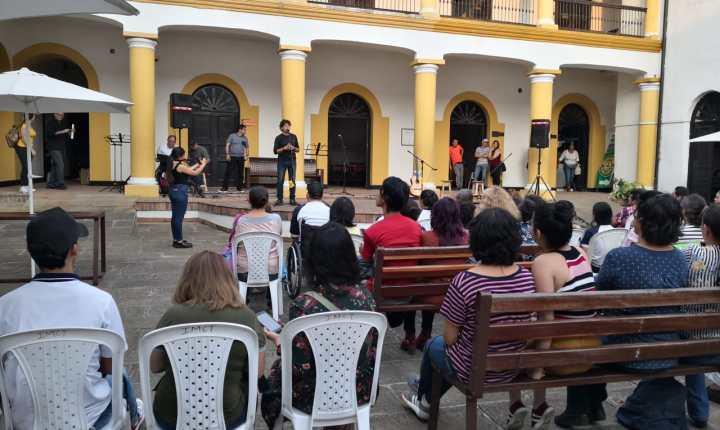 La competencia y falta de cooperación entre los grupos de teatro limita el desarrollo de este arte en Bucaramanga
