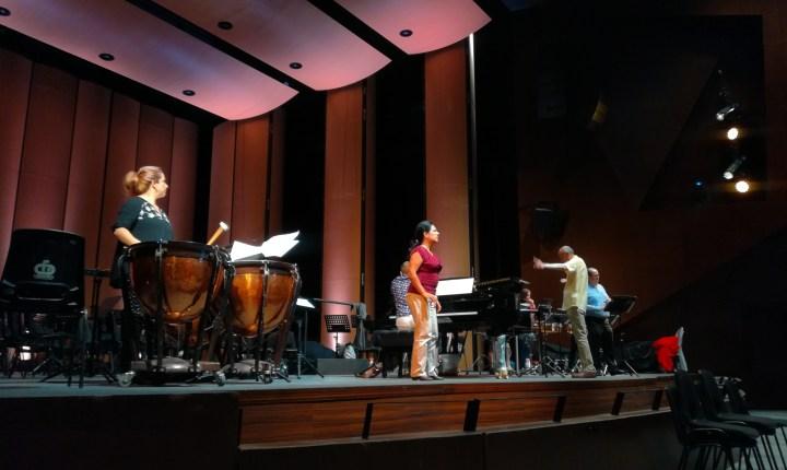 La UNAB protagoniza la reapertura del Teatro Santander