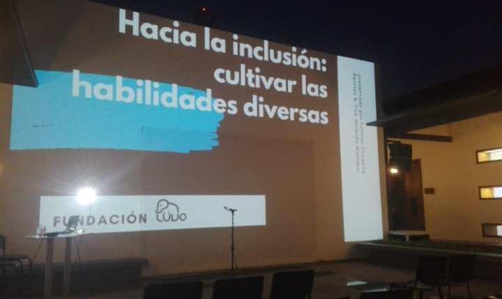 """""""Hacia la inclusión: cultivar las habilidades diversas"""" un espacio para transformar estándares sociales"""