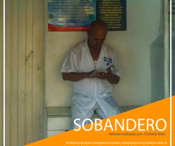 Sobar, una habilidad que pocos practican en Bucaramanga
