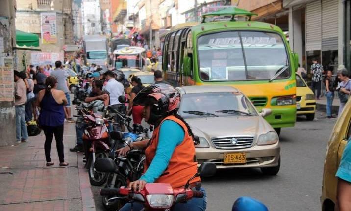 La falta de cultura de ciudadana es un problema de movilidad en Bucaramanga