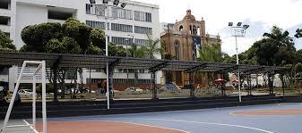 Comunidad realiza medidas correctivas para mejorar situación del Parque Cristo Rey