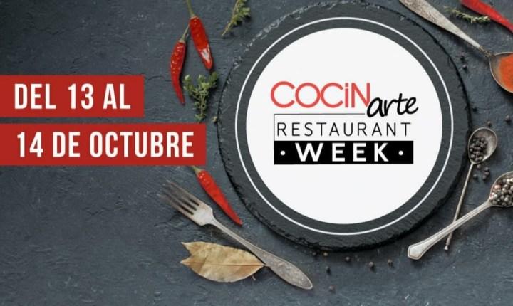 Se realizará por primera vez en Bucaramanga el CocinArte Restaurant Week
