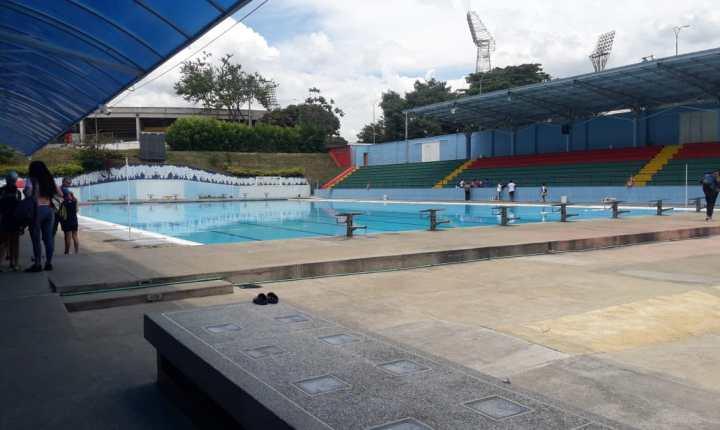 La Liga Santandereana de Natación presenta problemas a puertas de los juegos nacionales