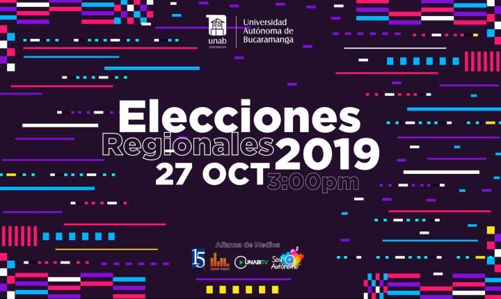 Elecciones Regionales 2019