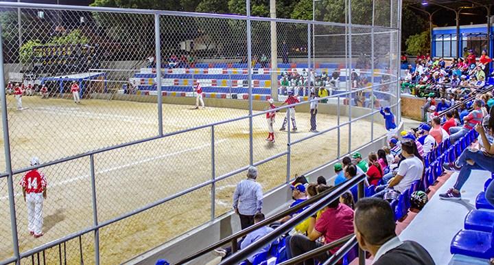 El Softbol tiene potencial en Bucaramanga