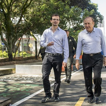El uso de la bicicleta en Bucaramanga tiene respaldo gubernamental