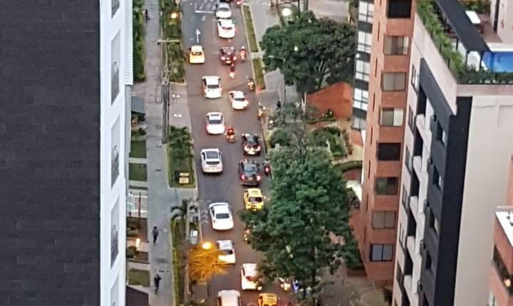 Control vial en Bucaramanga