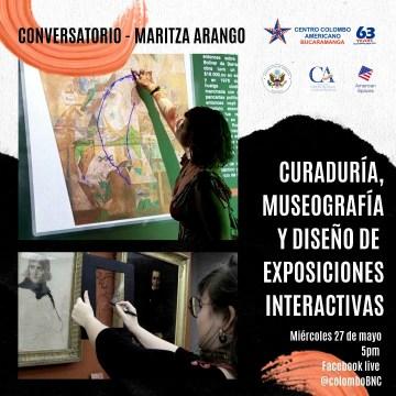 Conversatorio de museografía