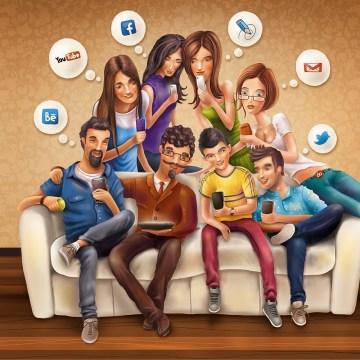 Influencia de las redes sociales en la autoestima de los jóvenes
