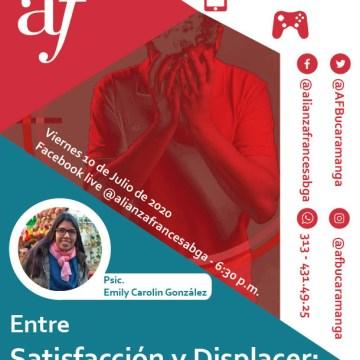 Conferencia 'Entre satisfacciones y displacer: las adicciones.
