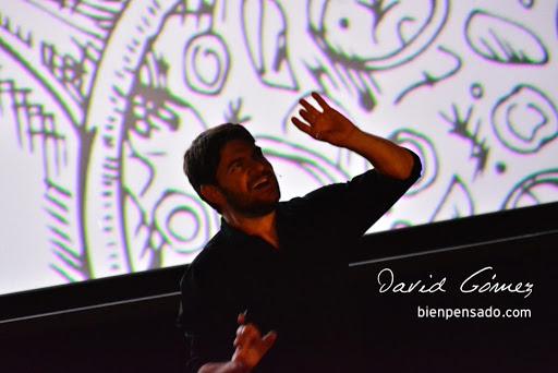 DAVID GÓMEZ EN UN NUEVO ESPACIO DE ULIBRO 2020