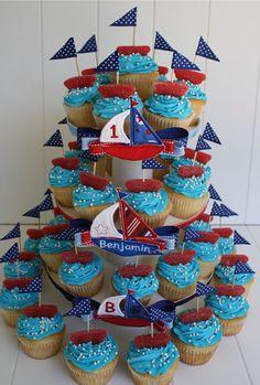 cupcakes pirata