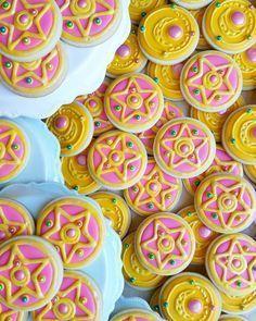 cookies sailor moon