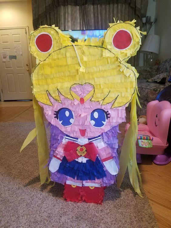 piñata sailor moon