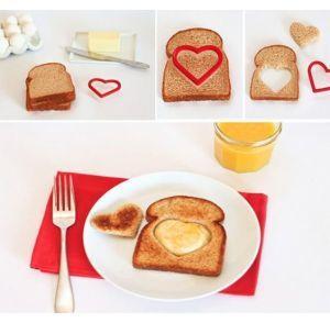 comidas para san valentin
