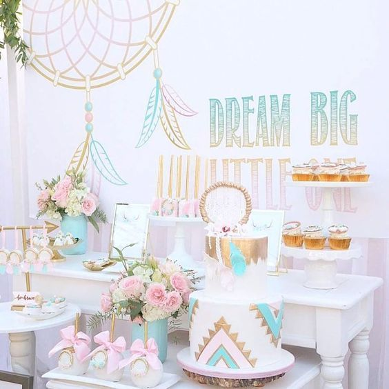 decora tu mesa dulce