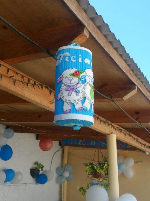 piñata bautismo