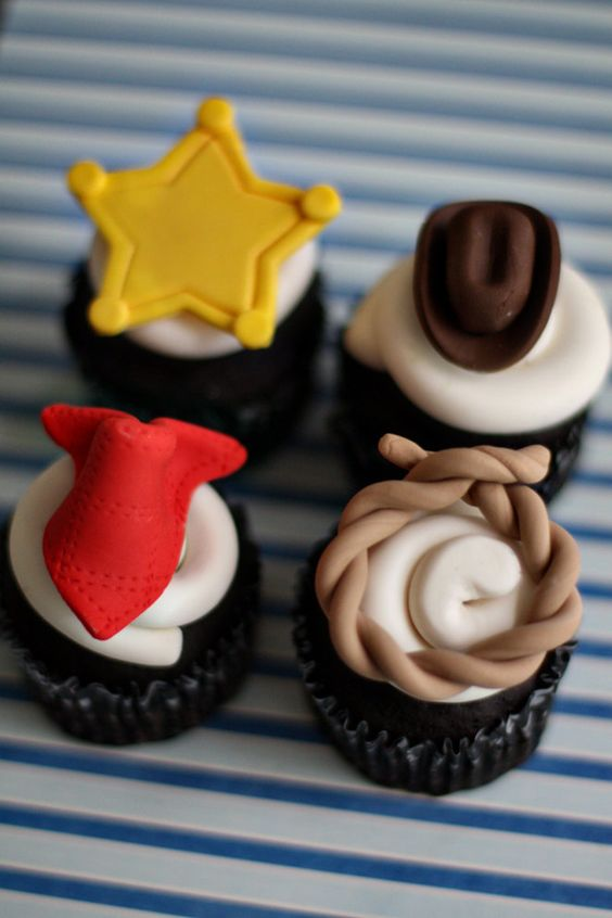 cupcakes cowboy