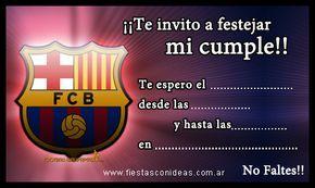 invitaciones barcelona