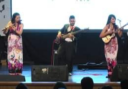 Presentación musical Sankofa Trío
