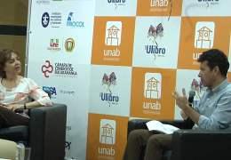 """Encuentro con autor """"Más fuerte que el holocausto"""" Olga Behar"""