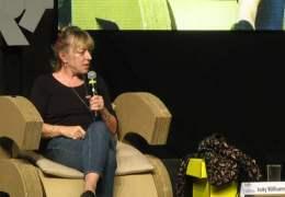 Conversatorio pasos hacia la reconciliación. Jody Williams Nobel de paz.