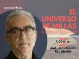 """Conversatorio """"El universo de Millás"""""""