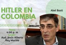Encuentro con autor 'Hitler en Colombia'