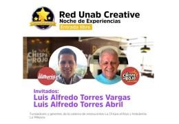 Noche de experiencias. Fundadores de La Milkería y La Chispa al Rojo.