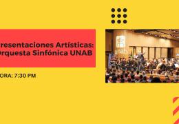 Presentación Orquesta Sinfónica UNAB